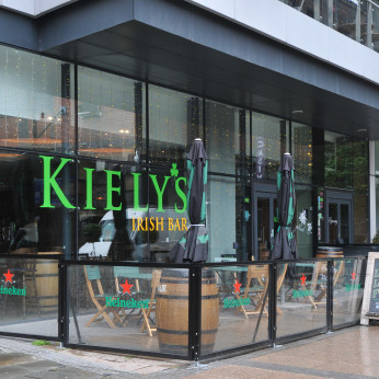 Kiely's Irish Bar, Manchester