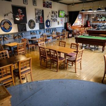 Sportsmans - Bristol County Sports Club, Bristol