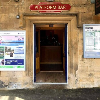 Platform Bar, Hexham