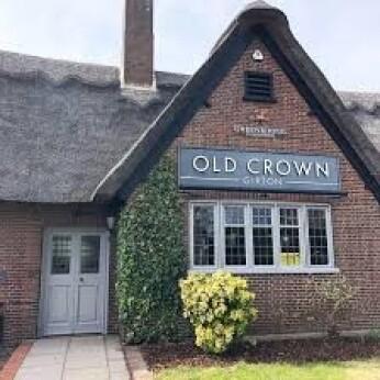 Old Crown, Girton