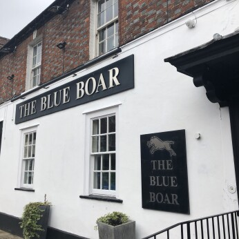 Blue Boar, Wantage
