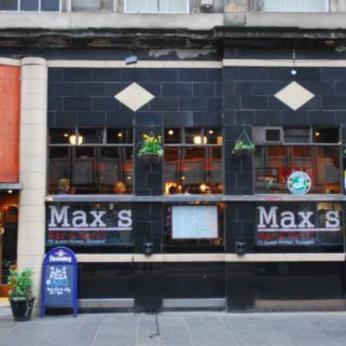 Maxs Bar & Grill, Glasgow
