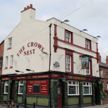 Crows Nest, Crosby