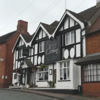 Crown Inn, Abbots Bromley