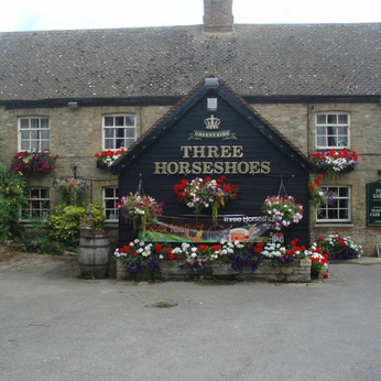 Three Horseshoes, Garsington