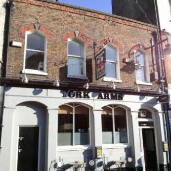 York Arms, Ramsgate