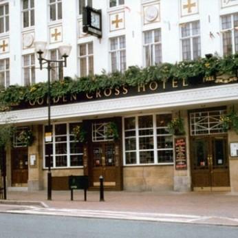 Golden Cross Hotel, Bromsgrove