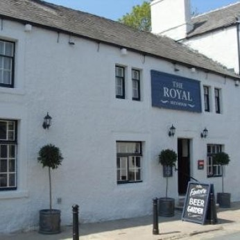 Royal Hotel, Heysham