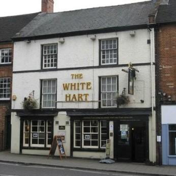 White Hart Inn, Ashby Castle