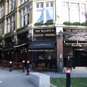 Walrus & Carpenter, London EC3R