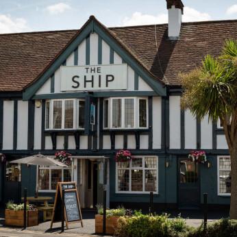 Ship Pub & Restaurant, Little Thurrock