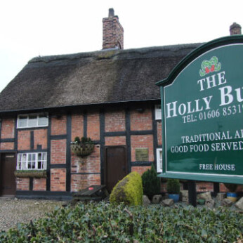Holly Bush, Little Leigh