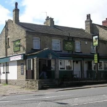 Stag Inn, Almondbury
