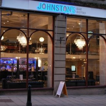 Johnston's Bar, Falkirk