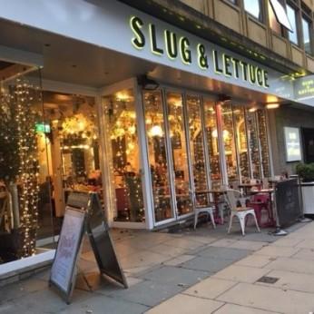 Slug and Lettuce, Leeds