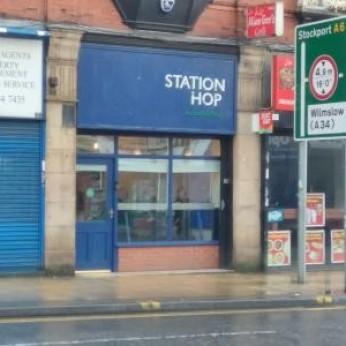 Station Hop, Levenshulme