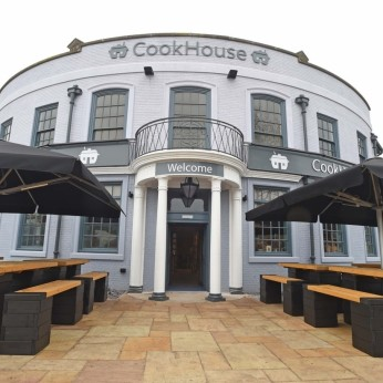 Cookhouse, Liverpool