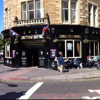 Doctors Bar, Edinburgh