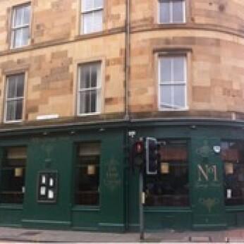 No 1 Grange Road, Edinburgh