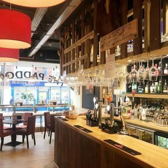 Paddocks Wine Bar, Blandford Station