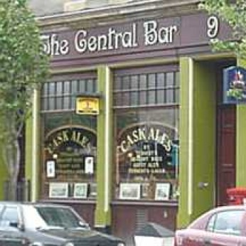 Central Bar, Leith