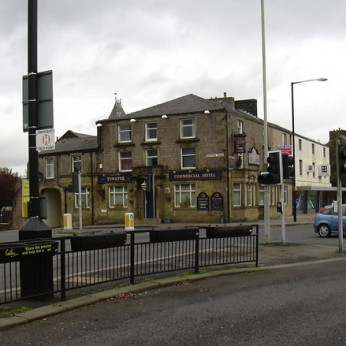 Commercial Hotel, Horsfield