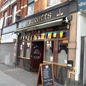 Barretts, London