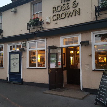 Rose & Crown, Wallington