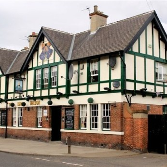 Lord Nelson Hotel, Monkton Village