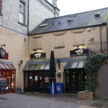 Montey's Rock Cafe, Harrogate