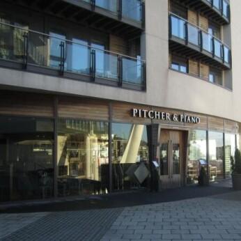 Pitcher & Piano, Southampton