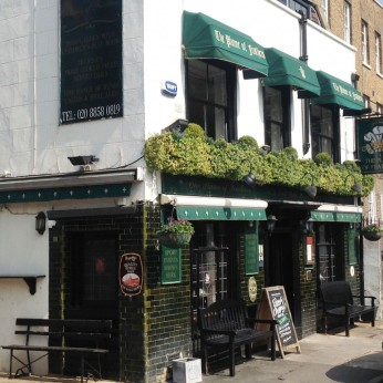 Plume Of Feathers, London SE10