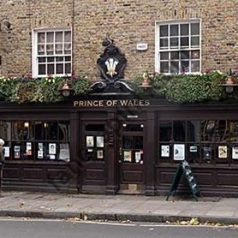 Prince Of Wales, London N6