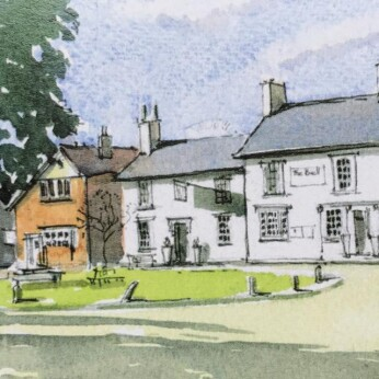 Bell Inn, Tanworth-in-Arden