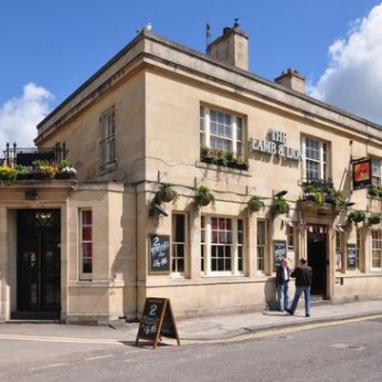 Lamb & Lion, Bath