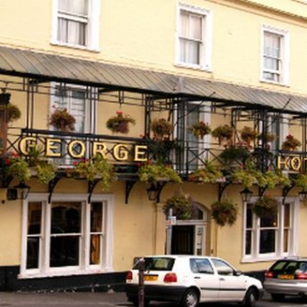 George Hotel, Frome