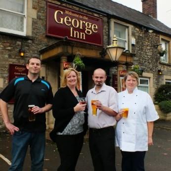 George Inn, Gurney Slade