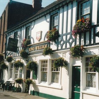 King William Inn, Glastonbury