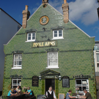 Click to view full size - Poole Arms, Poole(photograph number 1)