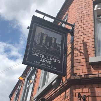 Castell-Nedd Arms, Neath