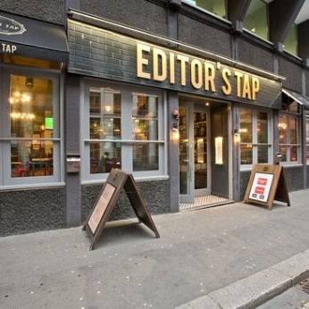 Editor's Tap, London EC4A