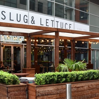 Slug & Lettuce, Manchester