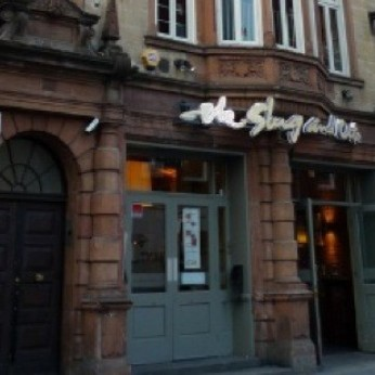 Slug & Lettuce, London WC2H