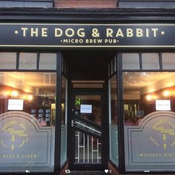 Dog & Rabbit, Whitley Bay