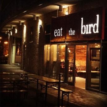 eat the bird, Taunton