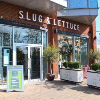 Slug and Lettuce, St Alphege