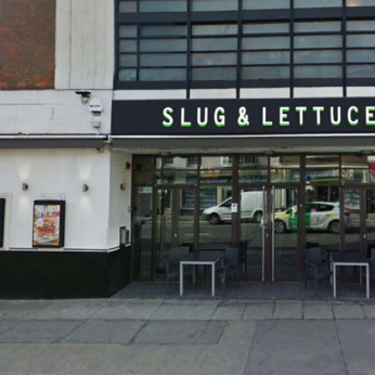 Slug & Lettuce, Newport
