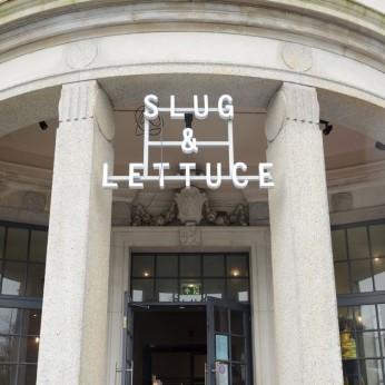 Slug & Lettuce, Plymouth