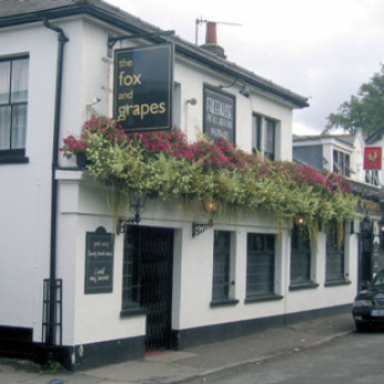 Fox & Grapes, London SW19