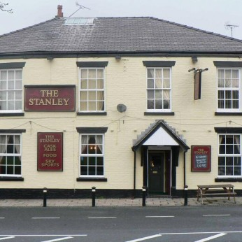 Stanley Arms, Upholland